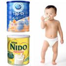 Sữa công thức cho trẻ tập đi