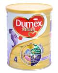 Sữa bột cho bé Dumex Gold Số 4 800g