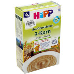 Bột ngũ cốc nguyên hạt HiPP 2890