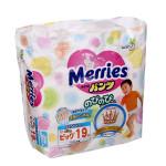 Bỉm Merries XL19 KAO (loại quần)