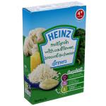 Bột Heinz vị súp lơ 4+