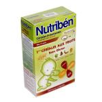 Bột ngũ cốc trái cây Nutriben 300g 4T