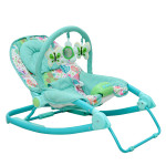 Ghế rung, bập bênh Newborn to Toddler Kiza