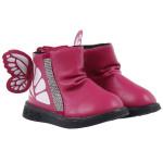Giầy boot in bướm DN