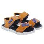 Sandal cho bé trai thêu chữ Nike DN