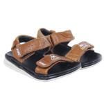 Sandal cho bé trai in hình gà DN