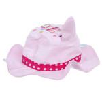 Mũ vành cho bé gái BU709