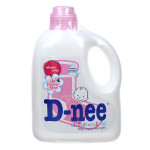Nước giặt xả quần áo em bé D-nee 960ml