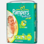 Bỉm pampers S82 dán