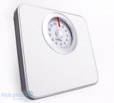 Cân sức khoẻ cơ học Laica mặt thép PS2007 (130kg)