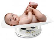 Cân điện tử & đo chiều cao em bé Laica BF2051 (20kg)