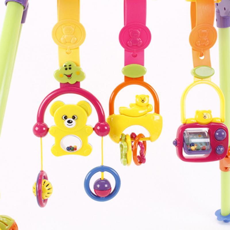 Kệ chữ A cho bé 889A nhiều đồ chơi cho bé
