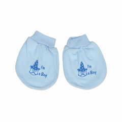 Bộ bao tay chân cotton Kidsplaza (0 - 6M)