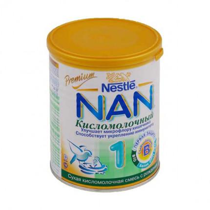 Sữa Nan chua Số 1 400gr Nga