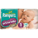 Bỉm Pamper Active baby S46