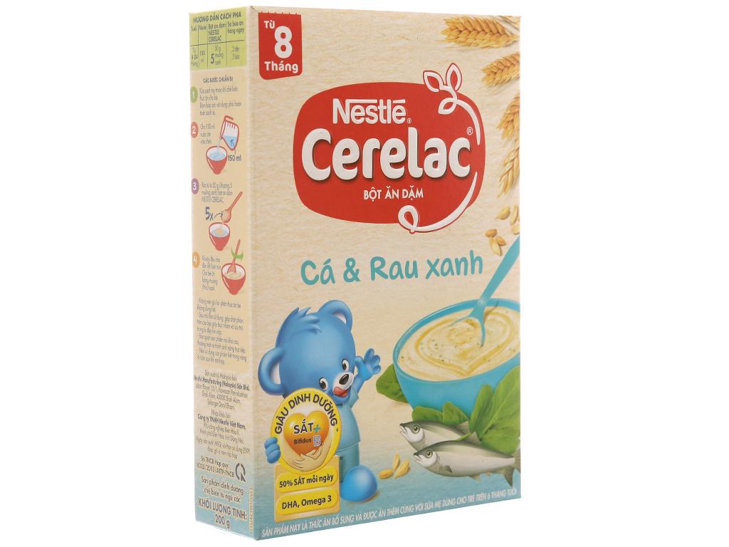 Bột ăn dặm Cerelac - Nestle