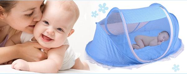 Phụ kiện bé ngủ cần thiết cho bé mà các mẹ nên sắm