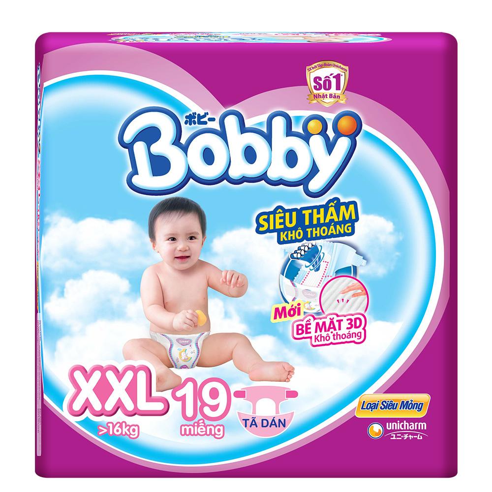 Bỉm Bobby