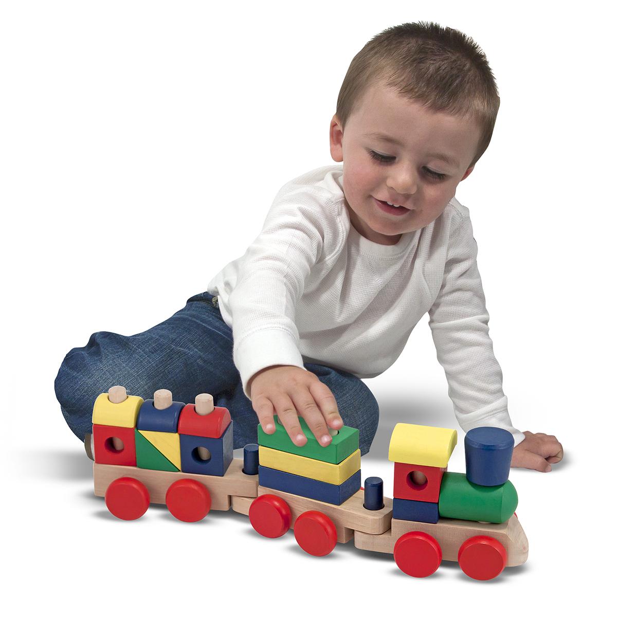 Đồ chơi mô hình bằng gỗ cho bé