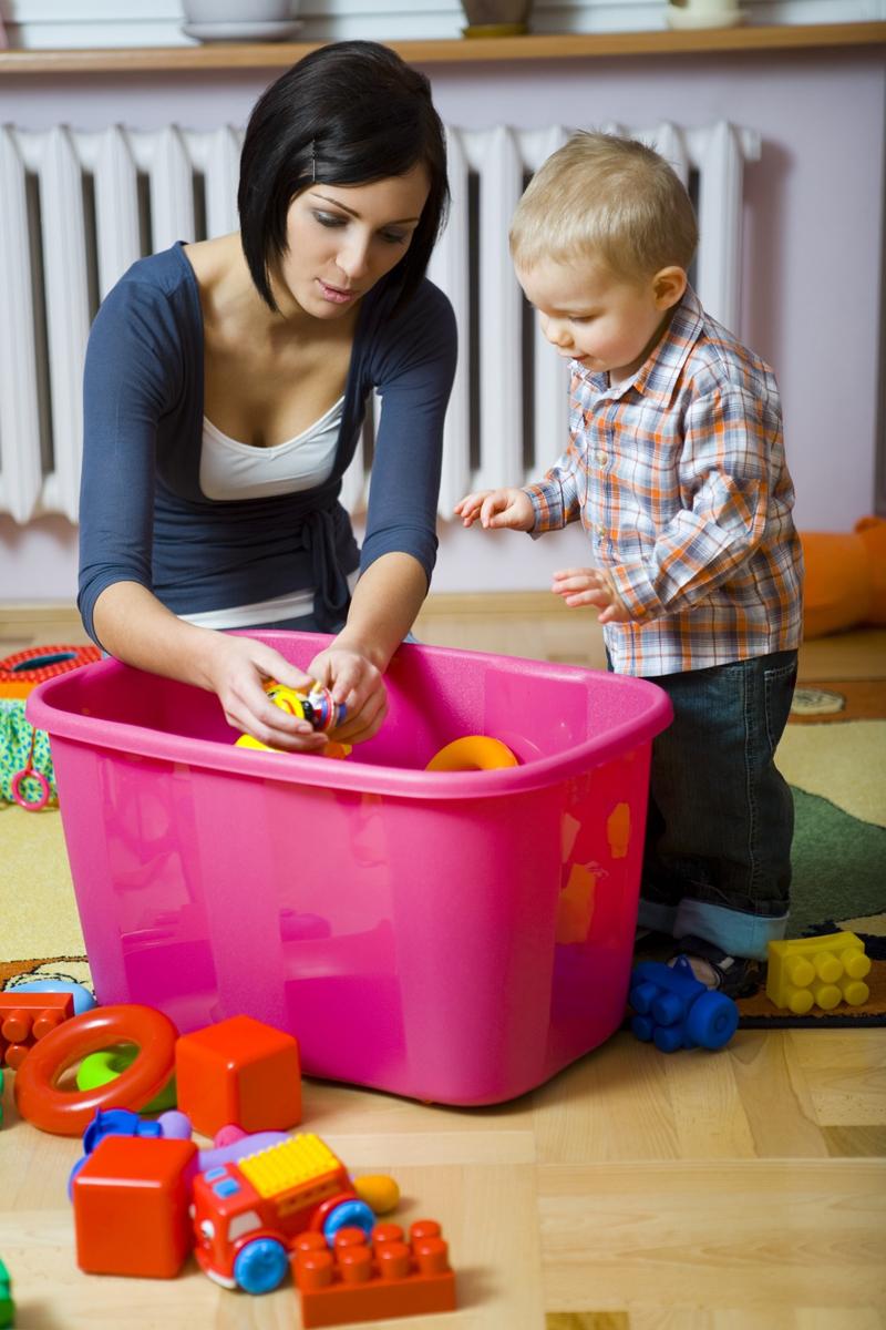 Cách bảo quản đồ chơi gỗ cho trẻ em