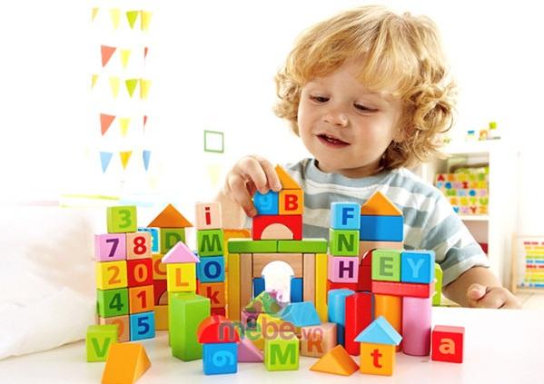 đồ chơi cho trẻ trên 1 tuổi
