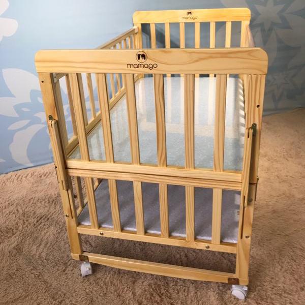 Lưu ý khi mua giường cũi cho bé