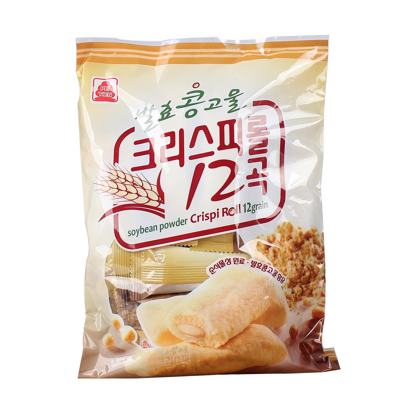 Bánh dinh dưỡng đậu nành 12 loại ngũ cốc