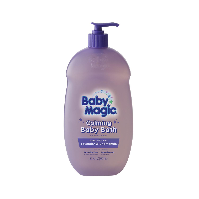 Tắm gội Baby Magic màu tím