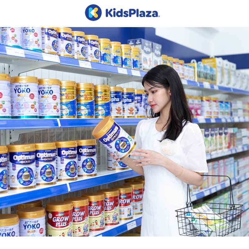 dòng sữa bột Vinamilk cho trẻ sơ sinh