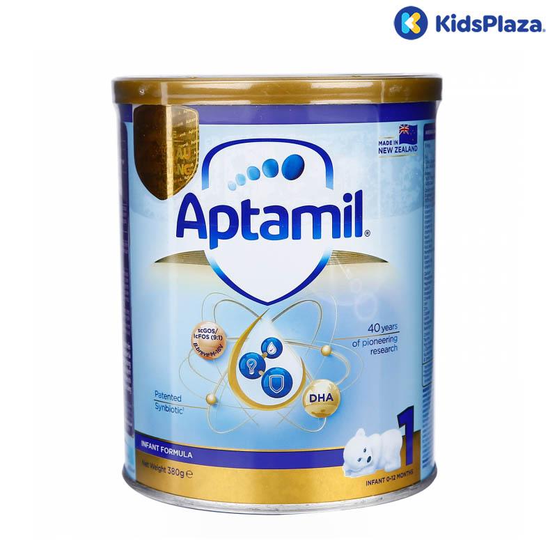 sữa aptamil new zealand số 1 380g nhập khẩu