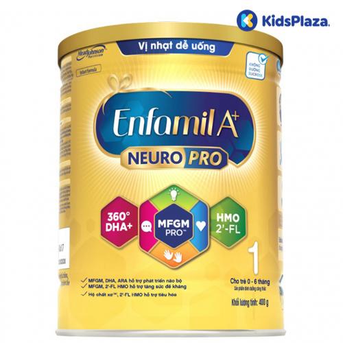Sữa bột Enfagrow A+ NeuroPro số 1 400g