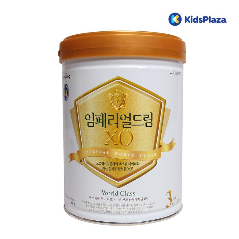 Sữa XO Hàn Quốc số 3 hộp 800g cho bé 6-12 tháng