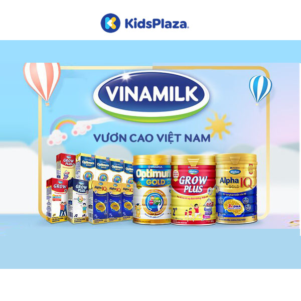 Sữa bột Vinamilk cho bé