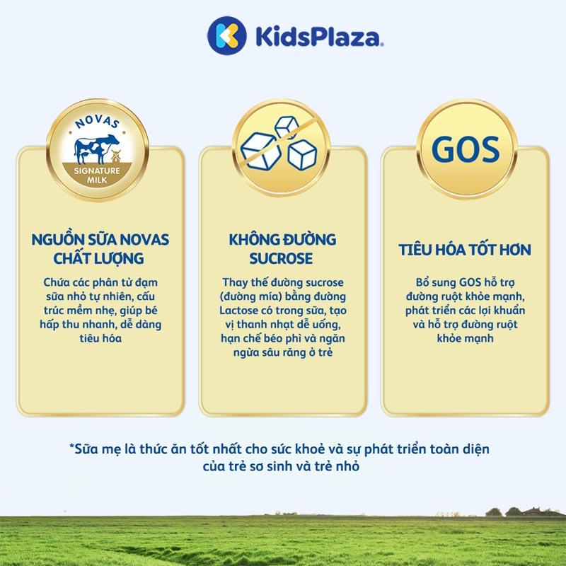 Sữa Frisolac Gold 3 850g cho bé phát triển toàn diện