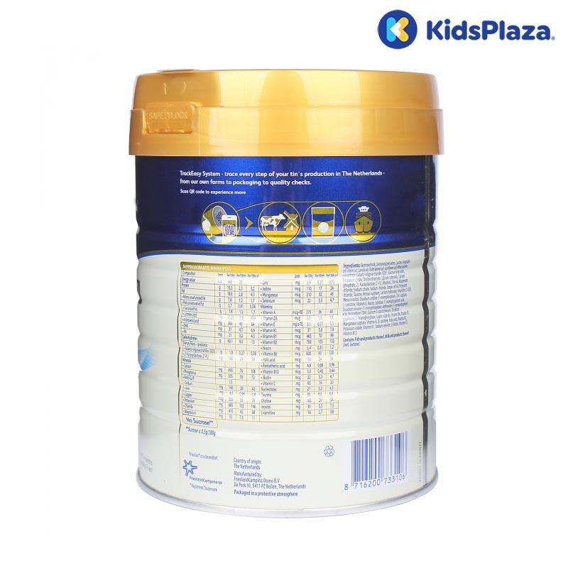Sữa Frisolac Gold Pro 2 800g (6-12 tháng)