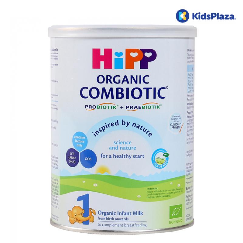 Sữa HiPP số 1 Combiotic Organic 350g