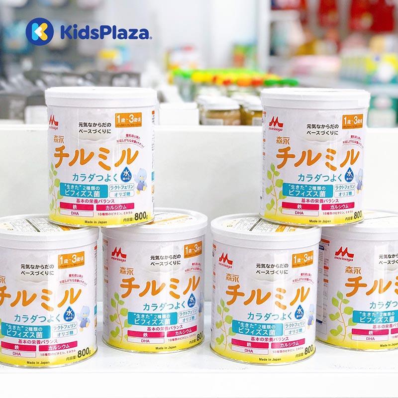 sữa morinaga số 9 nội địa