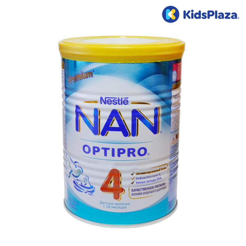 Sữa Nan Nga số 4 400g cho trẻ trên 18 tháng