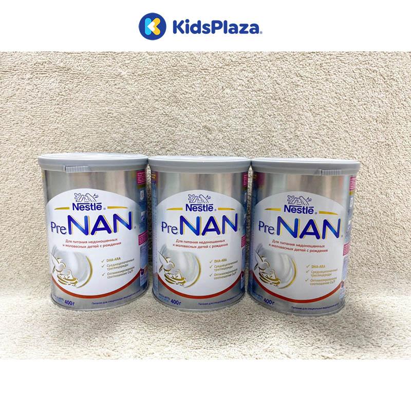 sữa pre nan dành cho trẻ sinh non
