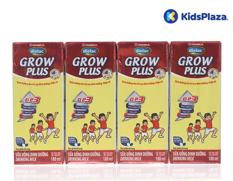 Sữa uống dinh dưỡng Dielac grow plus