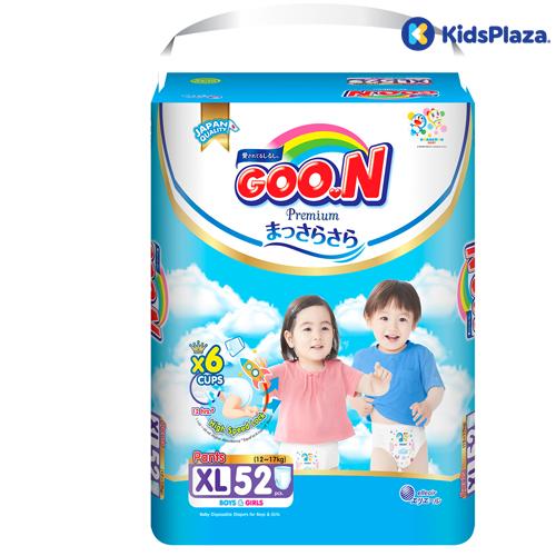 Bỉm tã quần Goon Premium XL 52 miếng