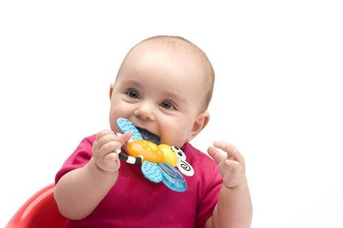 Đồ chơi cắn răng thú cho trẻ sơ sinh
