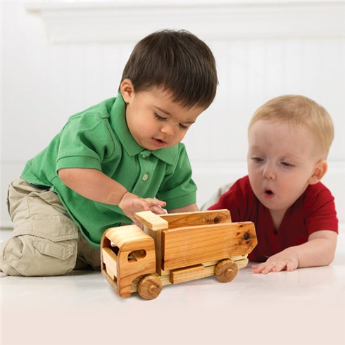 Đồ chơi gỗ an toàn cho bé