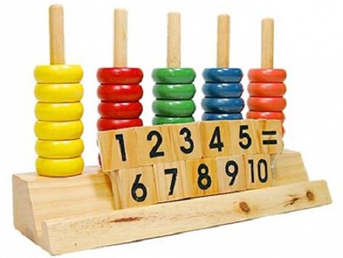 Đồ chơi thông minh bằng gỗ