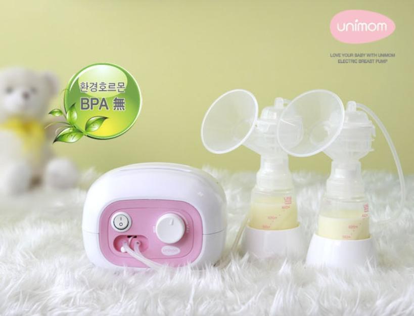 Máy hút sữa Unimom Hàn Quốc có tốt không?