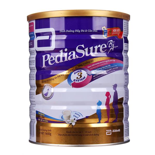 Sữa Pediasure thuộc thương hiệu Abbott