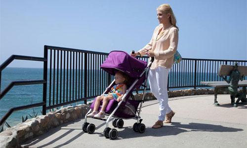 Công dụng của xe đẩy trẻ em