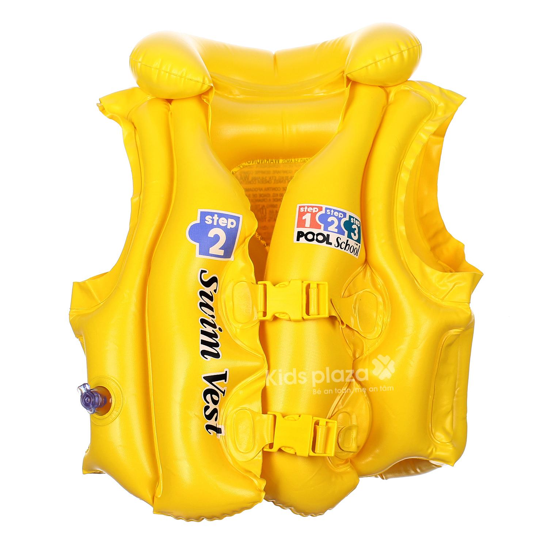 áo phao bơi trẻ em intex