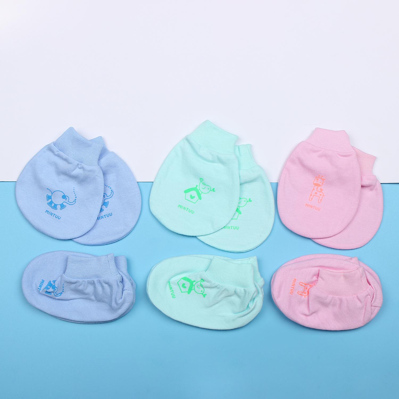 Bao chân cho trẻ sơ sinh