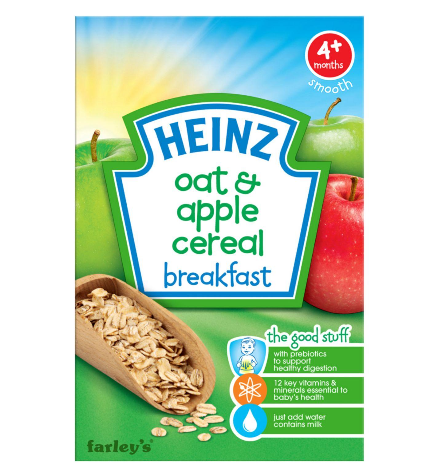 Bột ăn dặm ngũ cốc Heinz